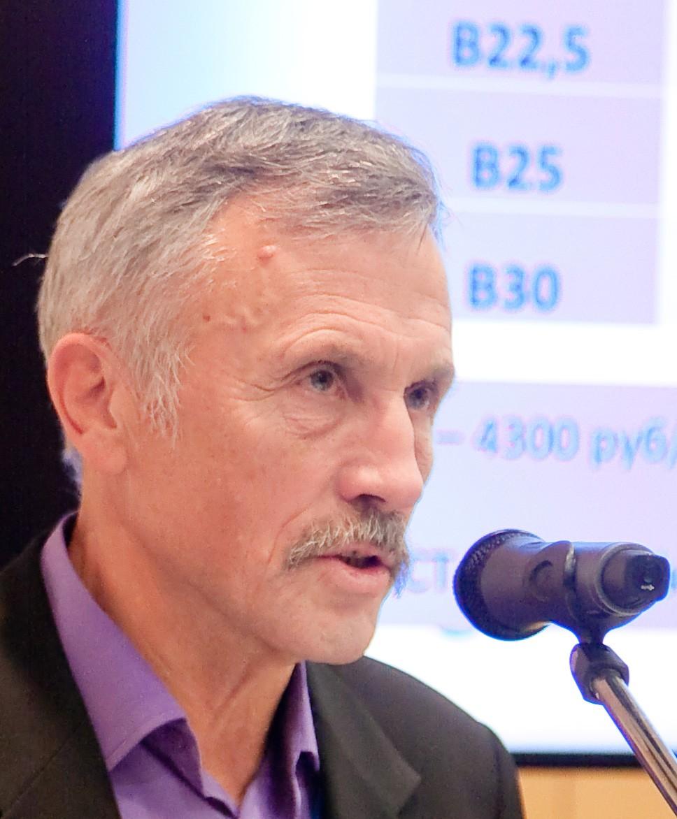 Анатолий Иванович Вовк, д. т. н., директор, НТЦ ОАО «Полипласт», Россия