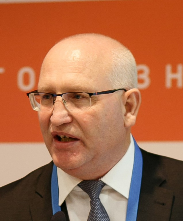 Евгений Вебер, глава технологической службы, Ассоциация производителей бетона Баден-Вюртемберга, Германия