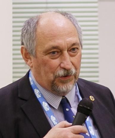 Вячеслав Фаликман, первый вице-президент Ассоциации «Железобетон», Россия